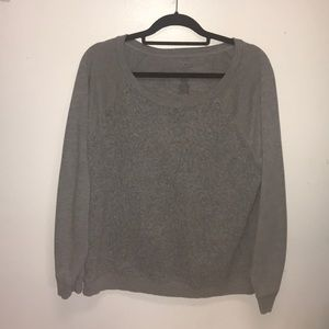 Sweaters - Cute Embossed Sweater Size XL